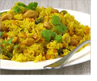 Recette indienne byriani vegetarien - Cuisine indienne biryani ...